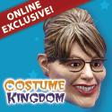 Sarah Palin Political Halloween Mask