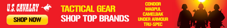 Gear Up Today At U S Cavalry & Save Big!