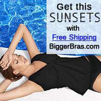 Sunsets women's swimwear