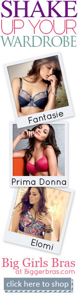 Shake up your wardrobe with a new bra from Big Girls Bras at BiggerBras.com