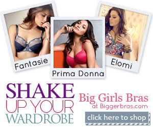 Shake up your wardrobe with Large Cuo Bras from Big Girls' Bras