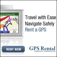 Rent GPS Navigation