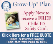 180x150 Free Child ID Safety Card banner