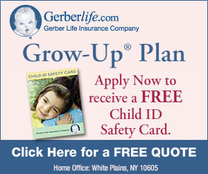 300x250 Free Child ID Safety Card banner