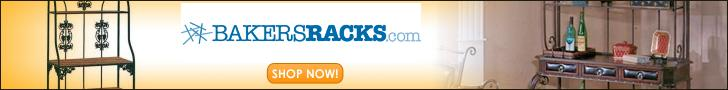 Shop BakersRacks.com Today! - BakersRacks : Buy Outdoor Racks, Corner Racks, Etageres