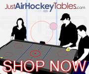 Shop Just Air Hockey Tables Today!