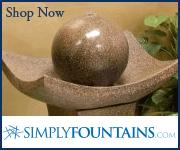 Shop SimplyFountains.com Today!