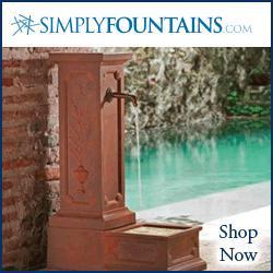 Shop SimplyFountains.com Today!