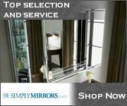 Shop SimplyMirrors.com Today!