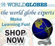 WorldGlobes Make Learning Fun
