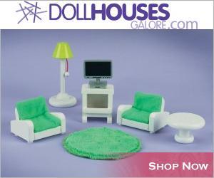 Shop DollHousesGalore.com Today!