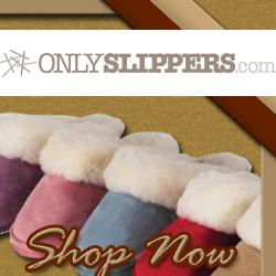 Shop OnlySlippers.com Today!