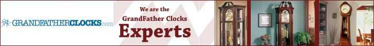Shop GrandFatherClocks.com Today!