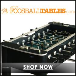 Shop JustFoosballTables.com today!