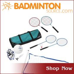Shop BadmintonSource.com Today