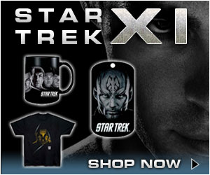 Shop Now for Star Trek XI apparel, collectibles, and more
