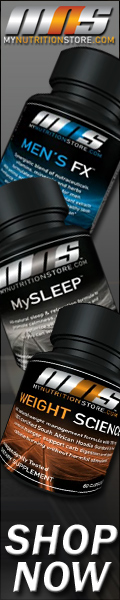 Men Shop At MyNutritionStore.com