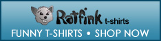 Shop RatFinkTShirts.com Today!