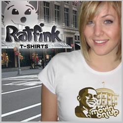 Ratfink cool t-shirts