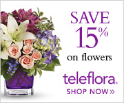 Teleflora.com - Send Flowers Today!