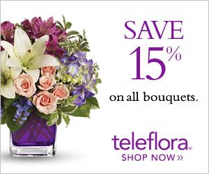 Teleflora.com - Send Flowers Today!