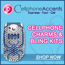 Shop Our Bling Kits And Charms at CellphoneAccents.com!