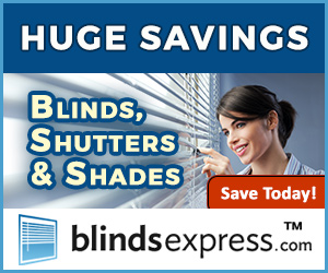 Shop BlindsExpress.com Today!