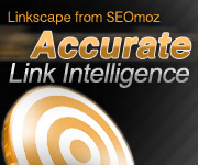 SEOmoz Linkscape - Accurate Link Intelligence