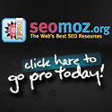 Go PRO Today with SEOmoz PRO!