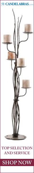 Shop Candelabras.com Today!