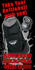 Kettlebell Backpack