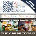 All In One Decor - Affordable Home Decor Prodcuts & Accents