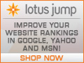 LotusJump SEO Software - Try Risk Free!