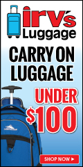 Irv's Luggage - Carry-Ons Under $100!