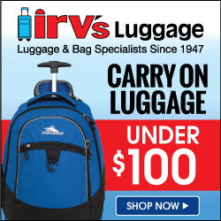 ON-GOING LINK - Carry-Ons Under $100!