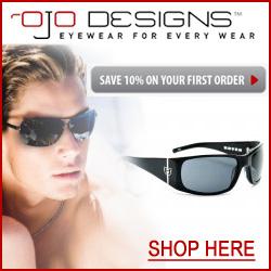 Shop Designer Eyewear at OjoDesigns.com!