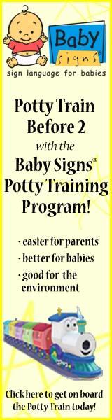 Baby Signs Potty Training Program