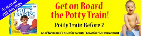 Potty Train By 2!