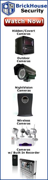 Covert Cameras 160x600