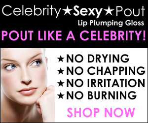 CelebritySexyPout.com - Shop Now