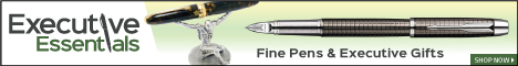 Executive Essentials - Fine Pens & Executive Gifts