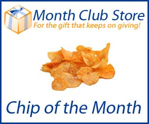 Potato Chip of the Month Club at Month Club Store