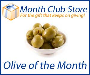 Olive of the Month Club at Month Club Store