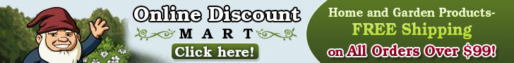OnlineDiscountMart.com- Home and Garden Products- Free Shipping on All Orders Over $99! Click here!