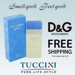 Tuccini.com - Designer Perfumes, Cologne and Fragrance Gift Sets!