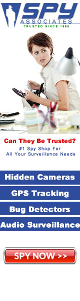 Spy Associates #1 Spy Shop For All Your Surveillance Needs Since 1999