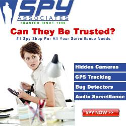 Spy Associates @ Shop4Stuff.Biz