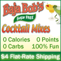 $4 Off Flat Rate Shipping at bajabob.com