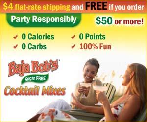 Free Shipping on $50 at bajabob.com