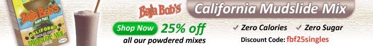 25% off all powder mix singles